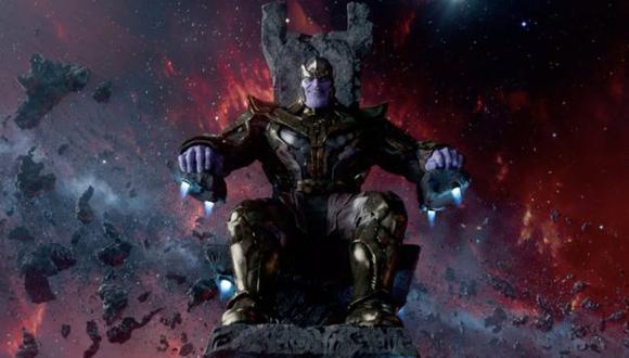 Thanos tendrá más protagonismo (Foto: Marvel)