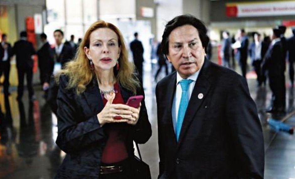 Alejandro Toledo es investigado por los presuntos aportes que habría recibido de Odebrecht. (Foto: GEC)