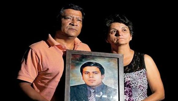 La familia de Gerson Falla sostuvo una inagotable lucha en busca de justicia durante más de nueve años. (Foto: Archivo GEC)