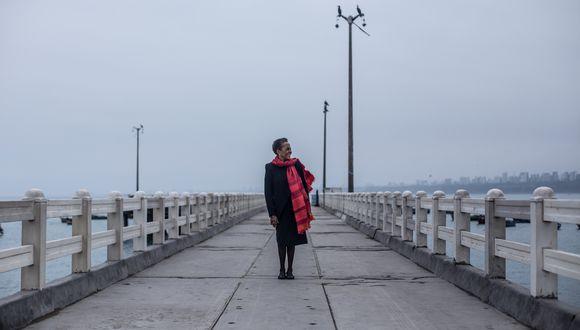 """""""(A una persona se quiere) escuchándola. Tomándola en cuenta, respetándola"""", declara la cantante Susana Baca (Luis Centurión/Perú21)."""