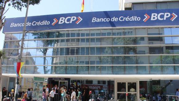 Algunos sindican al Banco de Crédito como uno de los beneficiados con la ejecución de los bonos agrarios. (Peru21)