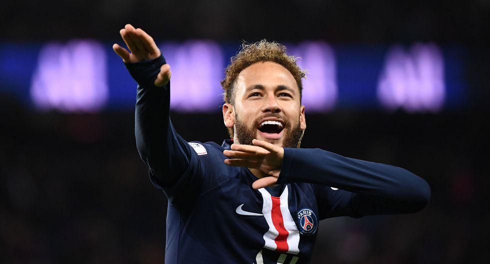 Neymar tendrá su propio documental en Netflix. (Foto: AFP)