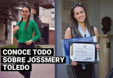 Todo lo que se conoce sobre Jossmery Toledo