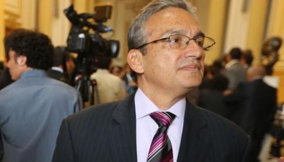 Alejandro Aguinaga señaló que están tranquilos pese a opositores al indulto concedido a Fujimori. (Perú 21)