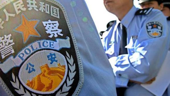 Guo Zengxi había sido detenido solo 15 días en un inicio. (AFP)
