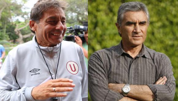 Roberto Chale hizo las paces con Juan Carlos Oblitas y lo llamó para saludarlo por su cumpleaños. (USI)