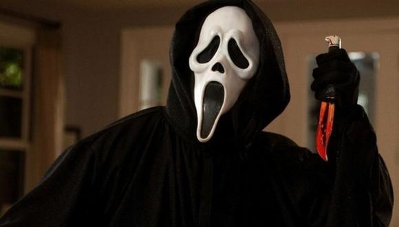 """La quinta entrega de """"Scream"""" vuelve con David Arquette como Dewey Riley. (Foto: Dimension Films)"""