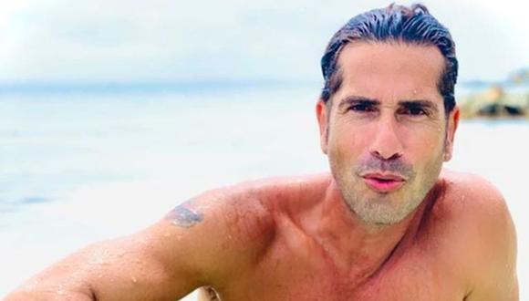 """Gregorio Pernía es internacionalmente conocido como el Titi de """"Sin senos no hay paraíso"""" (Foto: Instagram/ Gregorio Pernía)"""