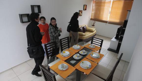 Las viviendas usadas ya cuentan con el título de propiedad. El nuevo dueño puede vender el predio en cualquier momento.