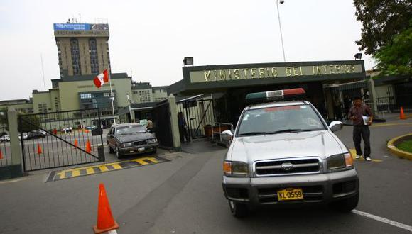 Ministerio del Interior dijo que los malos elementos serán destituidos. (Peru21)