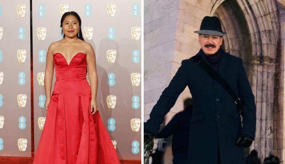 Alteran perfiles en Wikipedia de Sergio Goyri e Isaura Espinoza tras criticas a Yalitza Aparicio (Foto: Instagram/AFP)