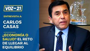 Carlos Casas: ¿Economía o salud? El reto de llegar al equilibrio