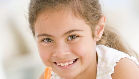 Si los padres no comen sano, los hijos tampoco lo harán. (USI)