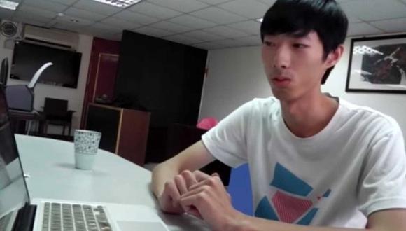 El ingeniero informático fue identificado como Chang Chi-yuan. | Foto: TVBS