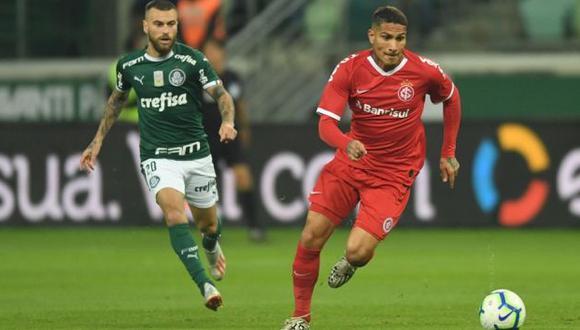 Internacional vs. Palmeiras: chocan por el pase a semifinales de la Copa de Brasil. (Foto: SC Internacional)
