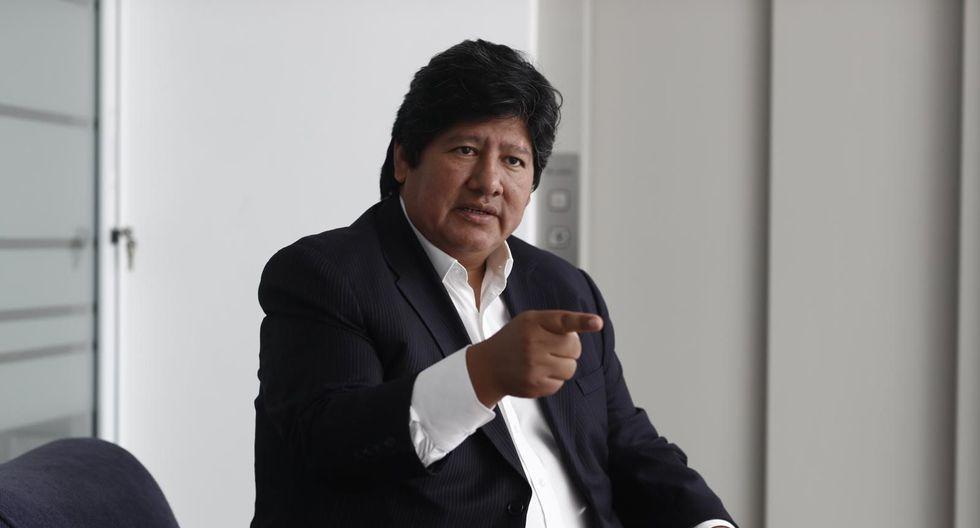 Edwin Oviedo cumple 18 meses de prisión preventiva por el caso Los Wachiturros de Tumán. (César Campos/GEC)