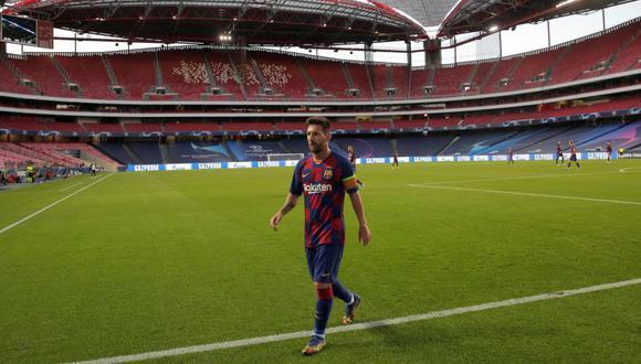 LaLiga mantiene su postura frente a la situación de Lionel Messi en Barcelona. (Foto: AFP)