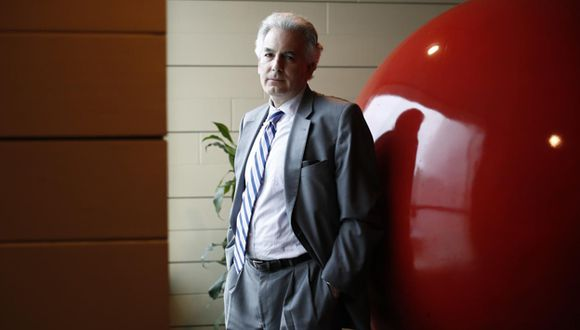Álvaro Vargas Llosa estuvo en Lima y lo entrevistamos. (Fotos: César Campos).