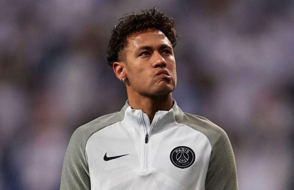 Neymar será una de las figuras del partido. (GETTY)