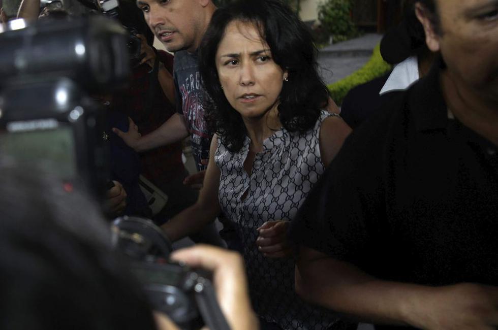 La ex primera dama Nadine Heredia podría ser citada por la Comisión Madre Mía. (Perú21)
