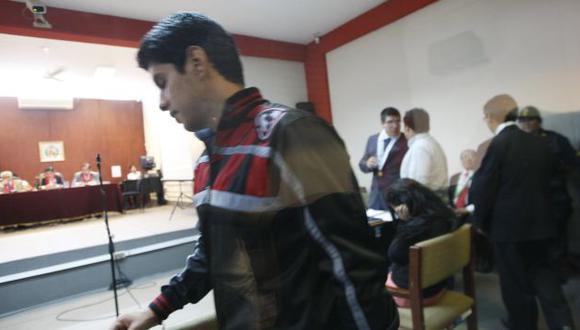 ¿ESTRATEGIA? Fernando Gonzales ejecutó el crimen de la abogada y luego la ocultó con sus cómplices. (Luis Gonzáles)