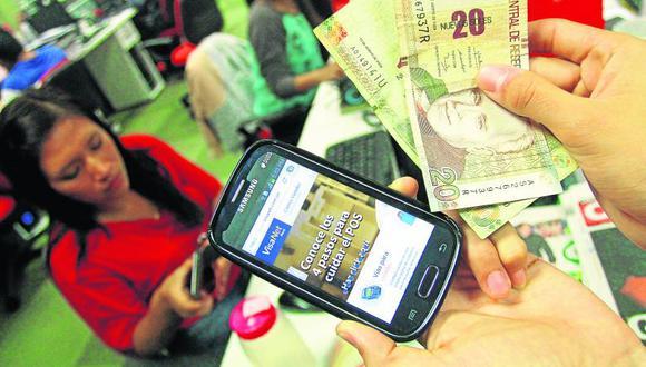 La norma estará vigente para el dinero electrónico emitido hasta el 31 de diciembre del 2020. (Foto: GEC)