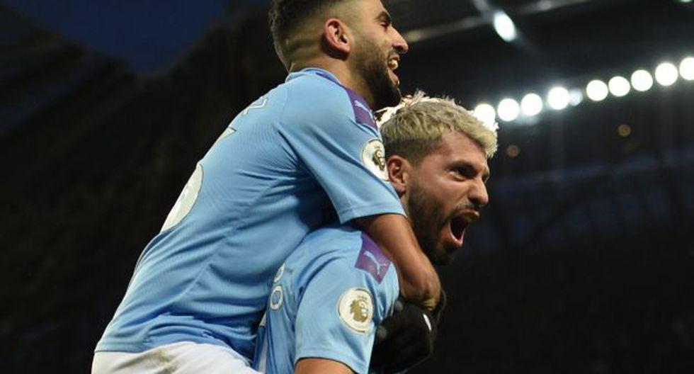 Manchester City vs. Leicester: chocan por la jornada 27 de la Premier League. (Foto: AFP)