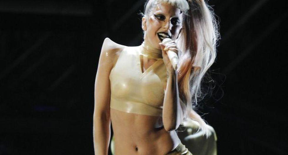 Lady Gaga se siente perseguida. (Reuters)