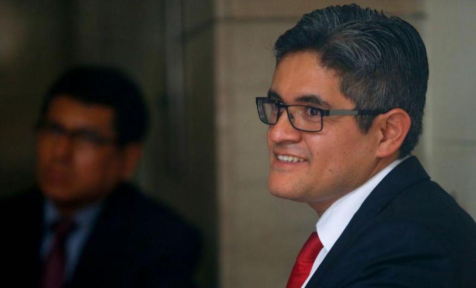 José Domingo Pérez es miembro del equipo especial Lava Jato (Foto: Perú 21)