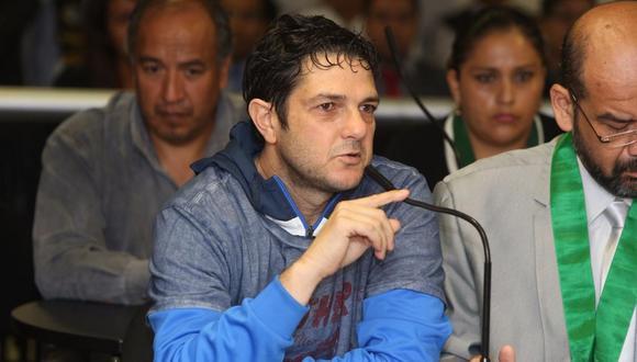 El abogado José Zaragozá Amiel pidió el levantamiento del secreto de su identidad. (Poder Judicial)