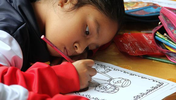 Hoy inicia educación a distancia a nivel nacional para escolares de inicial, primaria y secundaria por cuarentena.