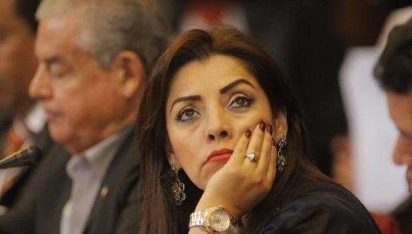 Congresista Alejandra Aramayo declaró luego del mensaje presidencial de Martín Vizcarra. (Video: RPP TV)
