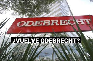Odebrecht: compañía quiere recuperar antiguos contratos y firmar nuevos con Perú