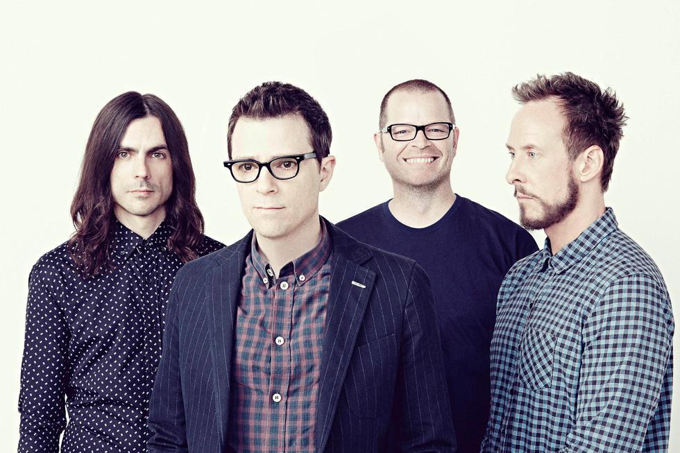 Confirmado: Weezer llega por primera vez al Perú. (Weezer)