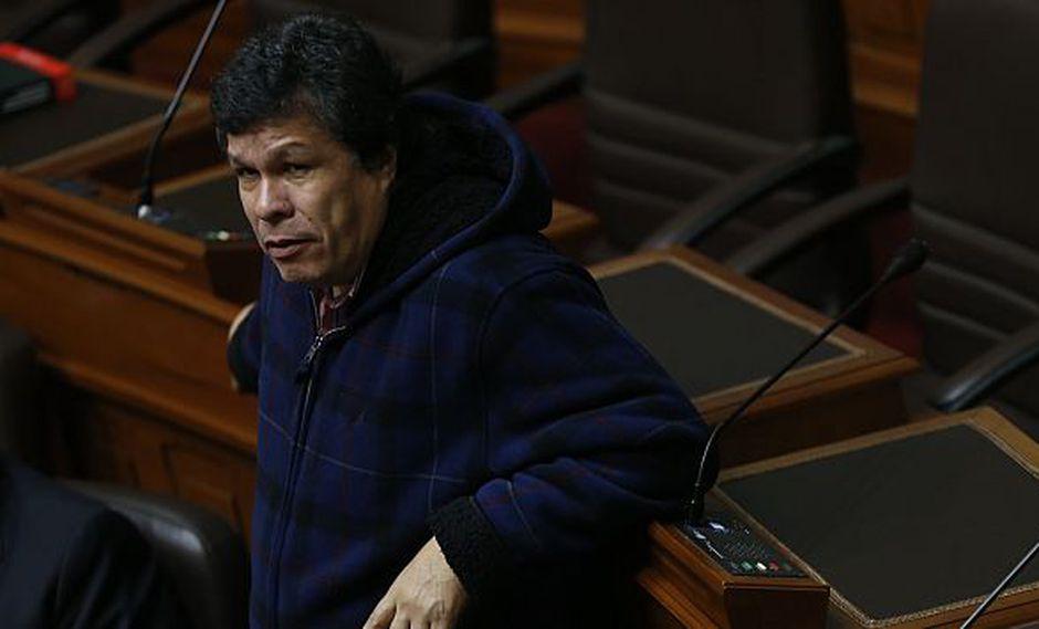 Corte Suprema devolvió pedido para levantar inmunidad a Heriberto Benítez. (César Fajardo)