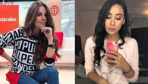 """Rebeca Escribens a Samahara Lobatón: """"Bienvenida al club (de las madres)"""". (Foto: Instagram)"""