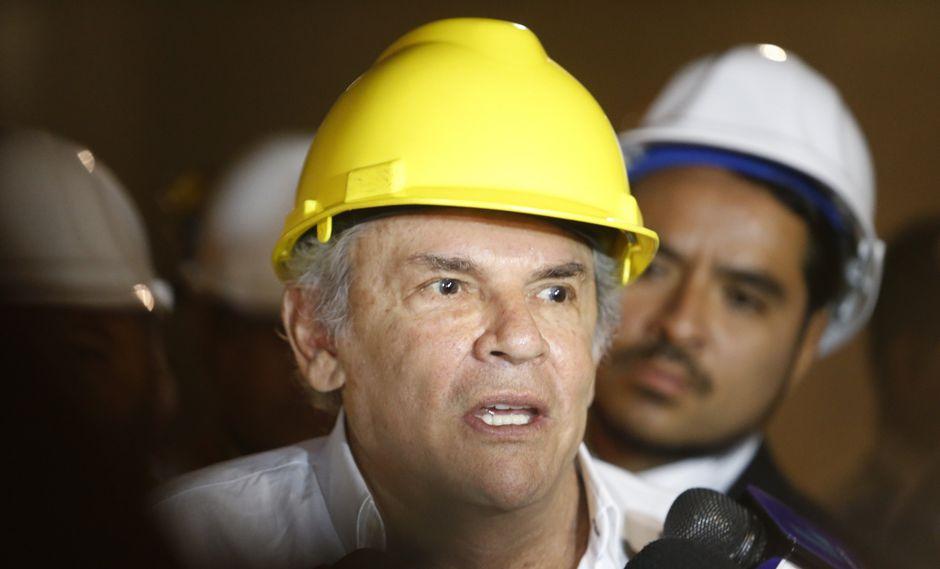 Luis Castañeda Lossio (Mario Zapata/Perú21)