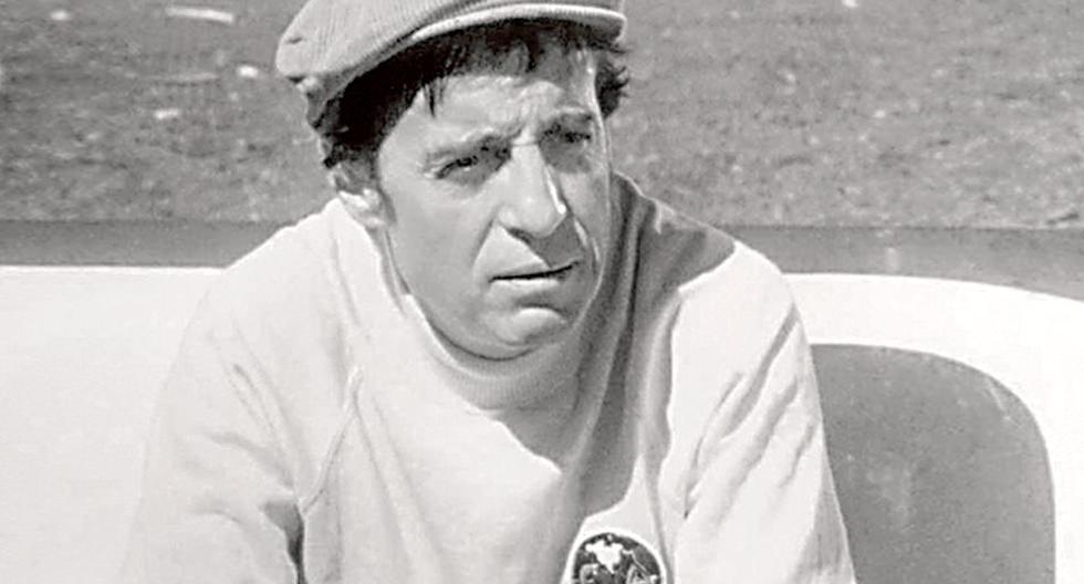Chespirito fue uno de los personajes que no acudió al velorio y entierro de Ramón Valdés. (Foto: Televisa)