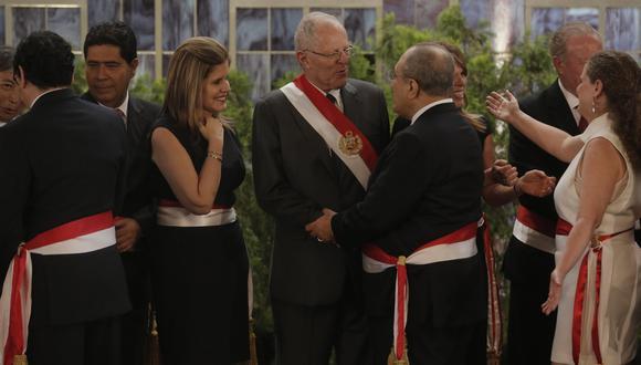 Gabinete ministerial: Nuevos titulares de carteras generan opiniones diversas. (PikoTamashiro/Perú21)