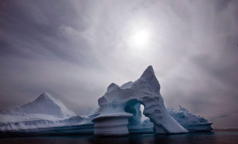 """""""El cambio climático causará pérdidas de crecimiento a la infraestructura y propiedad estadounidense"""", señala el informe. (Foto: AP)"""