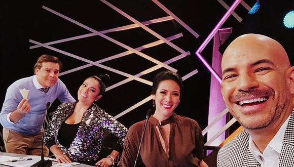 Magdyel Ugaz se suma al jurado del programa 'Yo soy'. (Instagram Ricardo Morán)