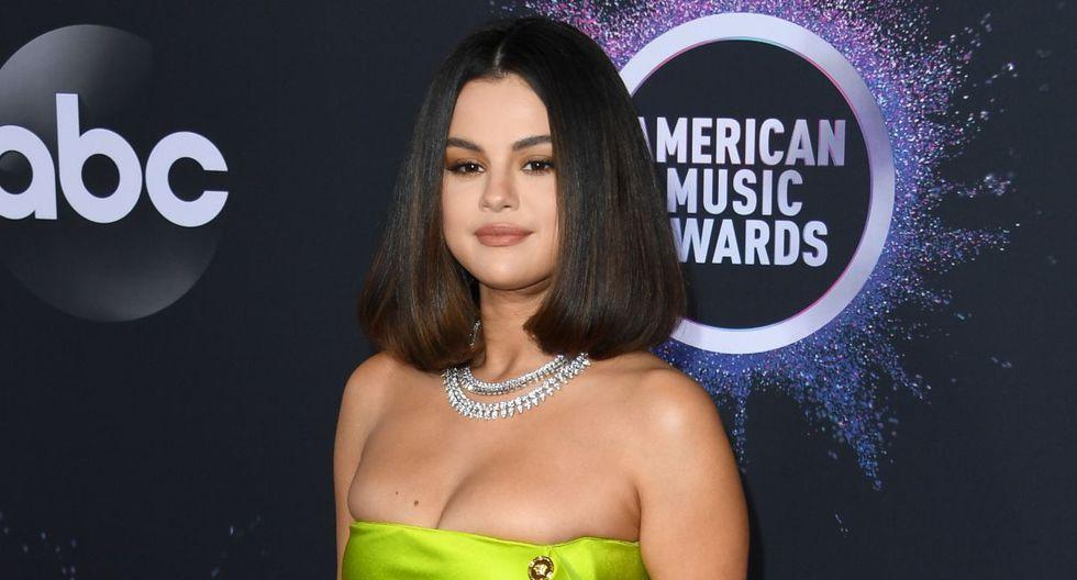 "Selena Gómez reveló que fue víctima de ""abuso emocional"" por parte de Justin Bieber. (Foto: AFP)"