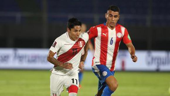 Ruidíaz lleva más de dos años y medio sin marcar con la bicolor. (Foto: Twitter @SeleccionPeru)