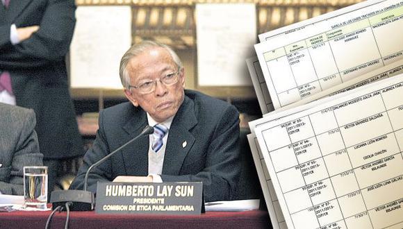 TRABAJO PARA LAY. Consolidado de denuncias al que tuvo acceso Perú21 evidencia una crisis ética en el Parlamento. (Internet)