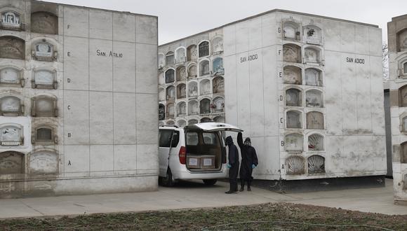 El Minsa actualizó la cifra de contagios y fallecidos por COVID-19 en el país. (Foto: César Campos/Referencial-GEC)