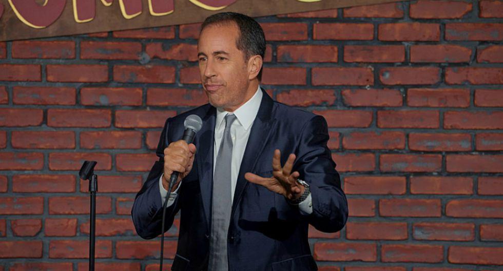 5.Jerry Before Seinfeld: Será un programa de una hora de duración que se estrenará el 19 de setiembre. Recorrerá las rutinas que hicieron famoso al comediante Jerry Seinfield antes de ser el protagonista de la serie que llevó su nombre. (Netflix)