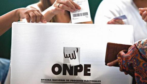 Los integrantes de una mesa electoral son el presidente, secretario y tercer miembro (Foto: Andina)