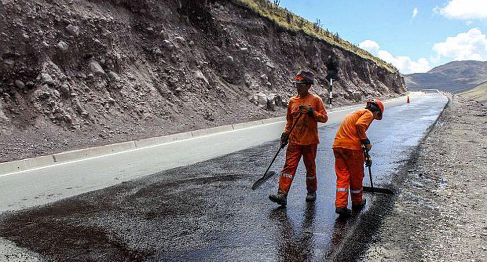 Con recursos se mejorarán vías en regiones como Ayacucho, Cajamarca, Puno, Ucayali y Loreto. (Foto: GEC)