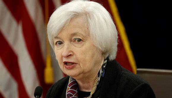 Janet Yellen aseguró que hay argumentos para una inminente alza en la tasa de interés. (Reuters)