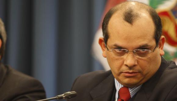 Luis Miguel Castilla en la PCM. (USI)